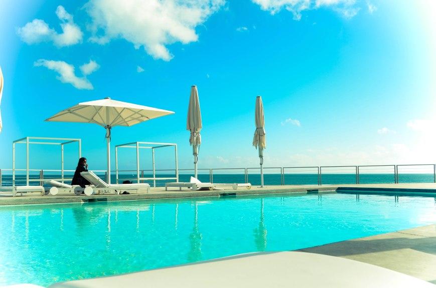 Pool Farol Design Hotel