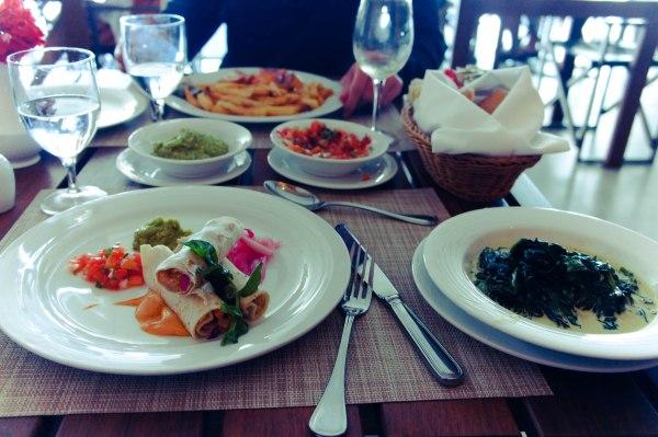 Shrimp Tacos, Sea Salt Grill