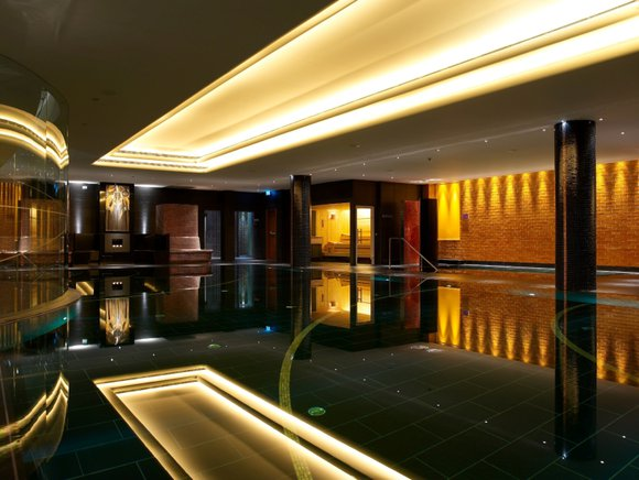Indoor Vitalty Pool, Espa Riga