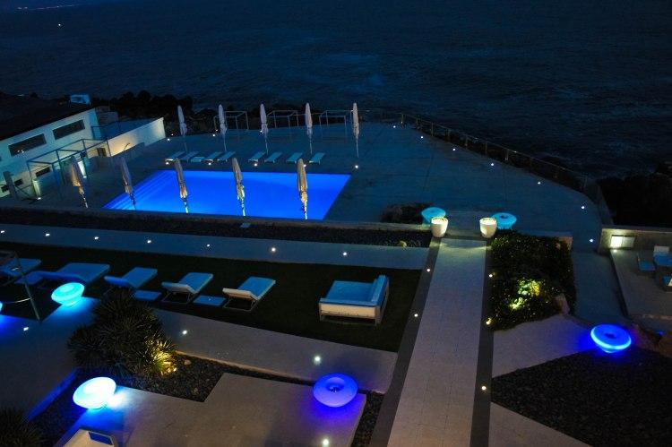 Night lights farol Design Hotel