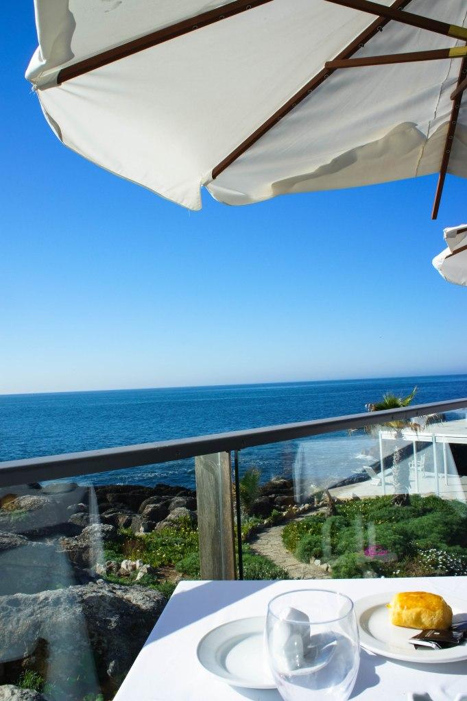 Breakfast View Farol Design Hotel