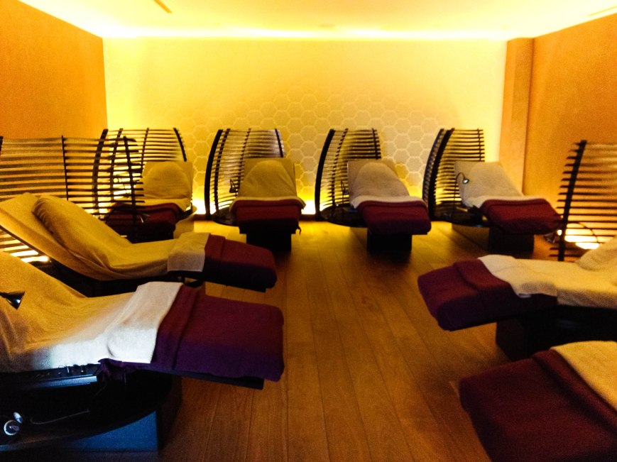 Relaxation Room Espa Riga