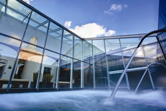Outdoor Vitality Pool, espa Riga