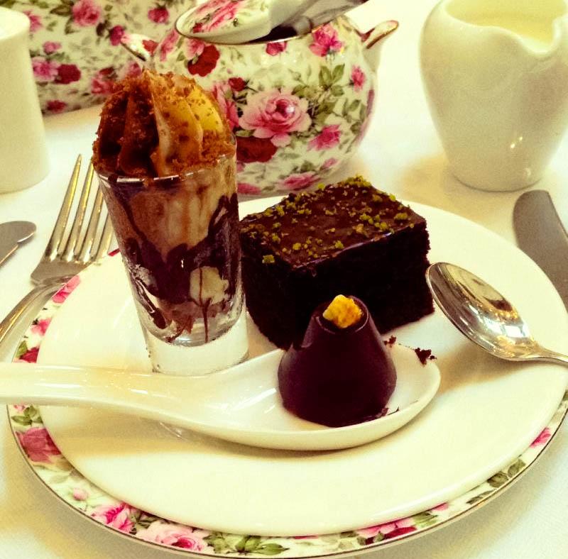 Afternoon Tea Osyter Box Hotel