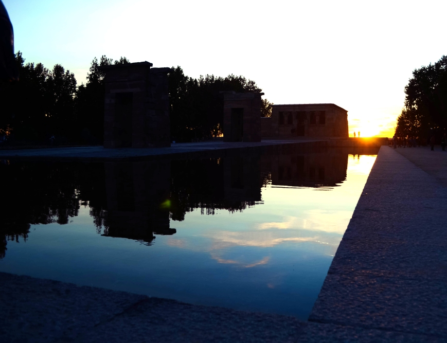 Debod Temple Madrid