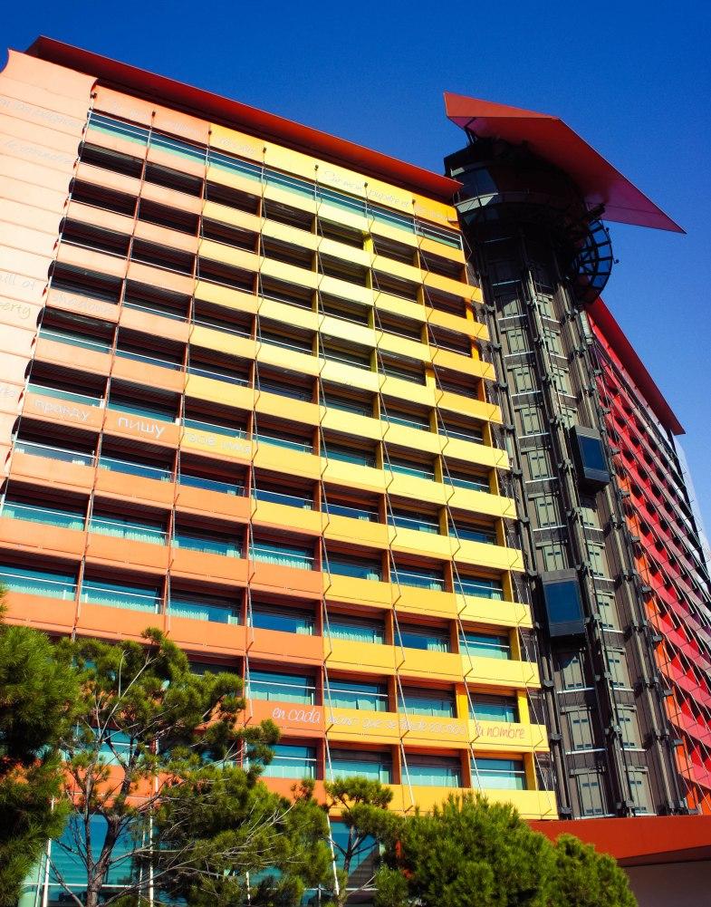 Silken Puerta America Madrid