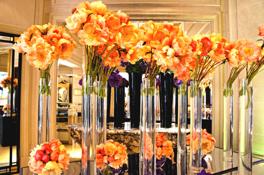 Flowers Afternoon Tea Georges V