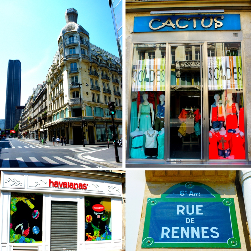 Best Shopping Paris Rennes