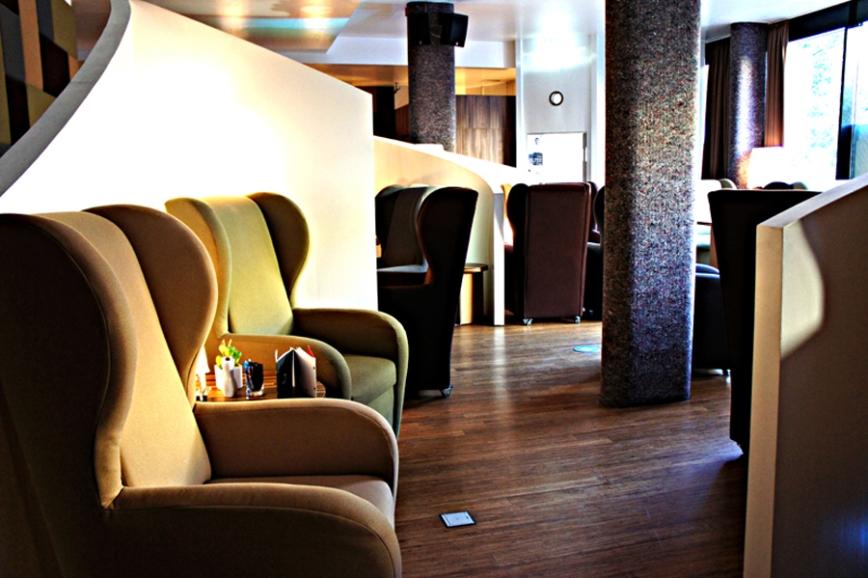 Lobby Lounge Weinmesiter Hotel Berlin