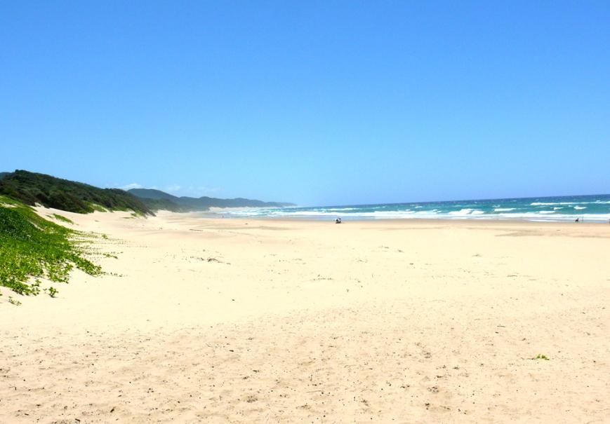 pristine beach south africa