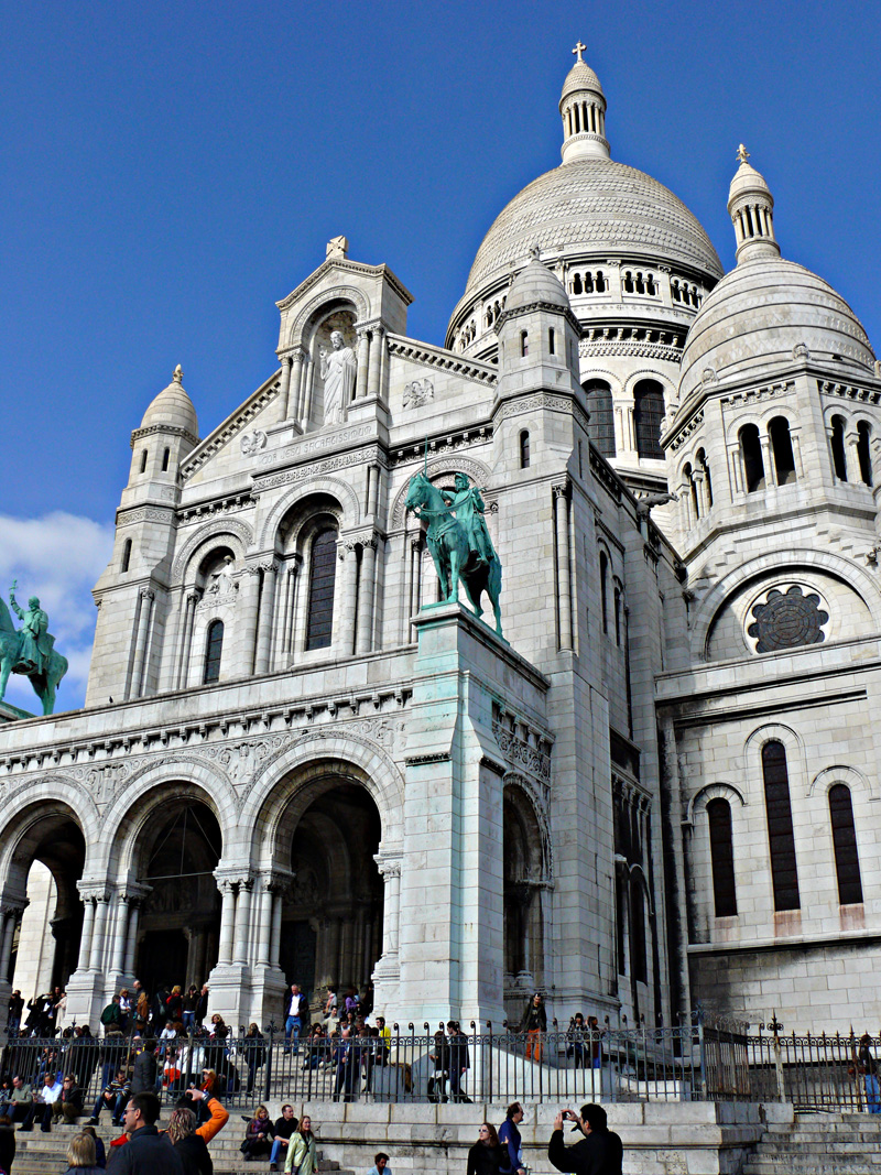 Basilica of Sacré Cœur
