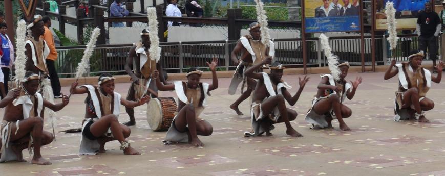 Zulu Tribe South Africa