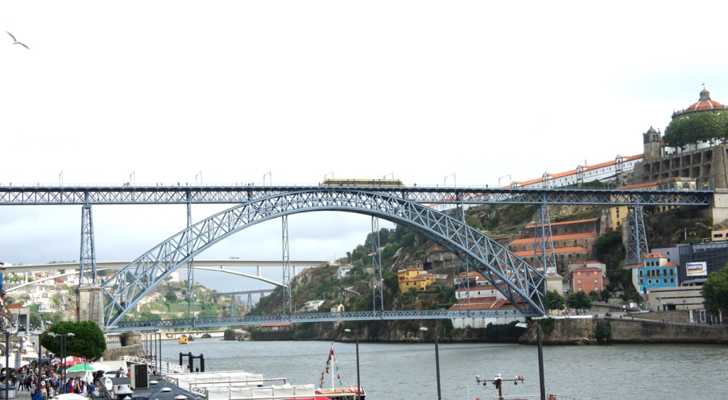 Dom Luis Bridge Top 10 things to do in Porto
