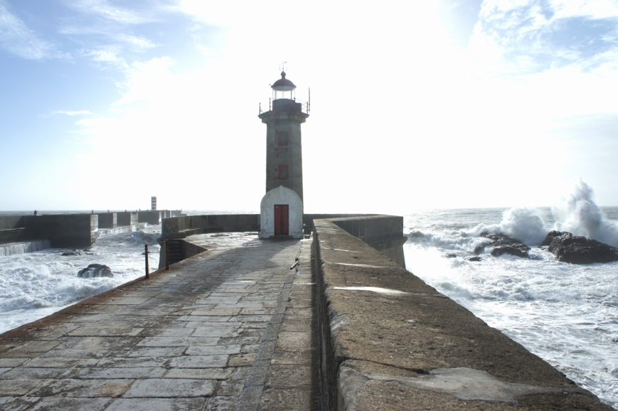 Lighthouse Foz do Douro top ten things to do in Porto