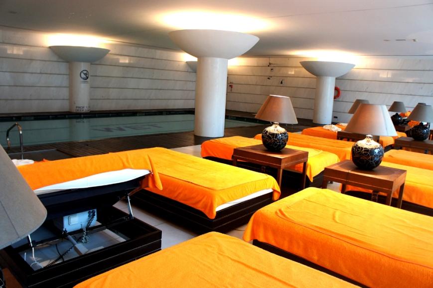 The Spa Sheraton Porto Hotel and spa