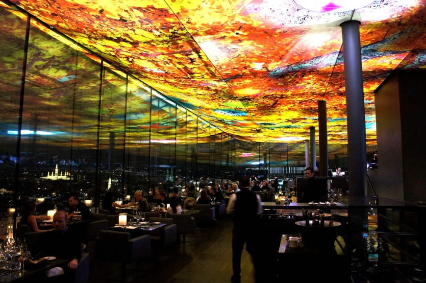 Le Loft Restauranrt Sofitel Vienna Stephansdom