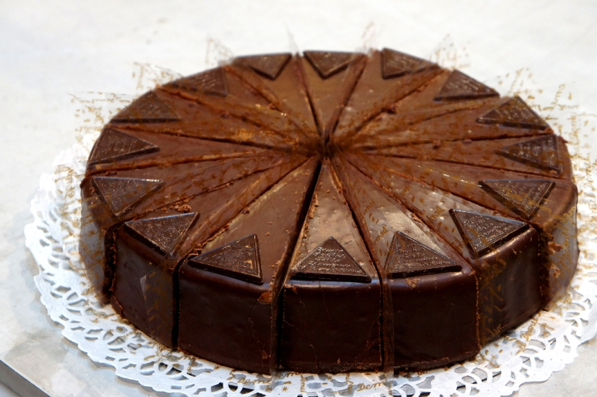 Demel Sacher Torte