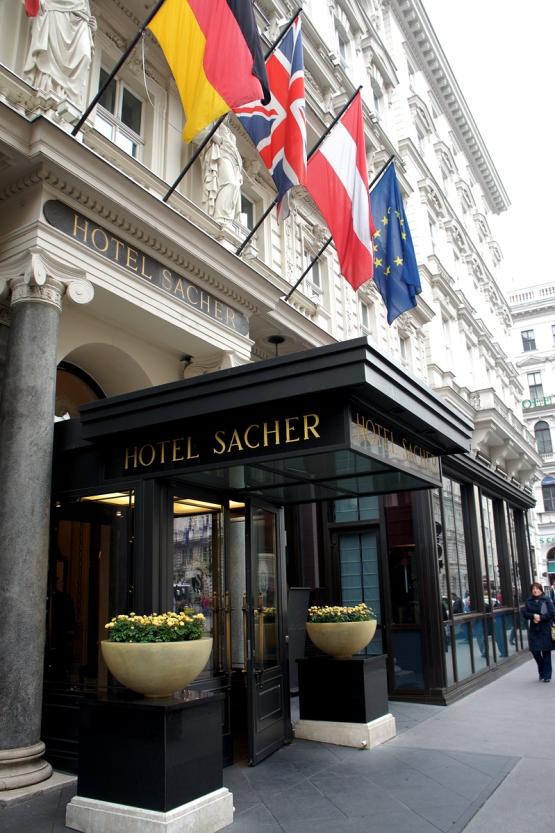 Hotel Sacher Torte Cafe
