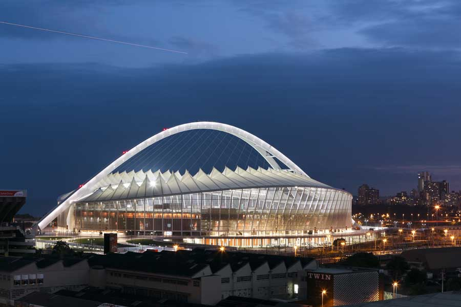 durban stadium Top 5 Durban