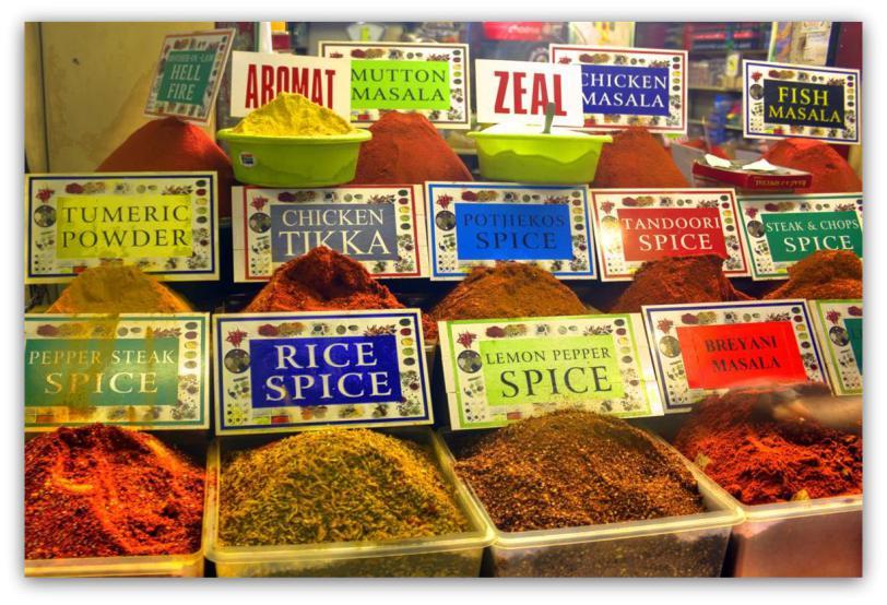 victoria street market Durban Top 5