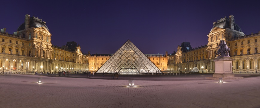 Louvre Express Tour Paris