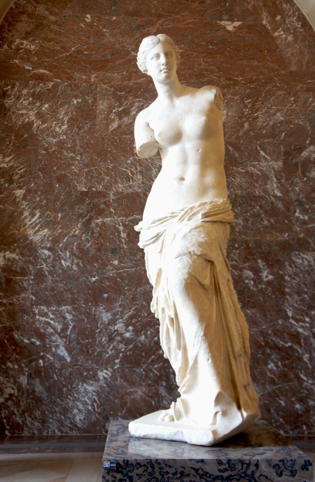 Venus de Milo Louvre Express Tour Paris